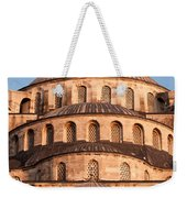 Blue Mosque Domes 02 Weekender Tote Bag