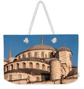 Blue Mosque Domes 05 Weekender Tote Bag