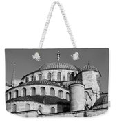 Blue Mosque Domes 06 Weekender Tote Bag