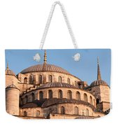 Blue Mosque Domes 09 Weekender Tote Bag