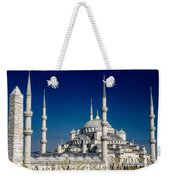 Blue Mosque In Istanbul Weekender Tote Bag