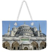 Blue Mosque In Istanbul Turkey Weekender Tote Bag