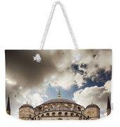 Blue Mosque Istanbul Weekender Tote Bag