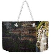 Blue Mountains Waterfall Weekender Tote Bag