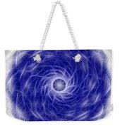 Blue Nova Weekender Tote Bag