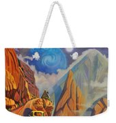 Cliff House Weekender Tote Bag by Art West