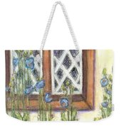 Blue Poppies Of Luss Weekender Tote Bag