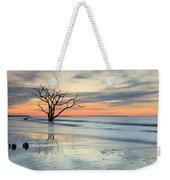 Blue Reverence Charleston Sc Ocean Sunrise Weekender Tote Bag