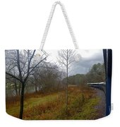 Blue Ridge Beauty Weekender Tote Bag