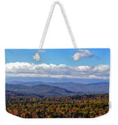 Blue Ridge Mountains 2 Weekender Tote Bag