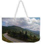 Blue Ridge Mountains And Blue Ridge Parkway Weekender Tote Bag