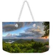 Blue Ridge Mountains Panorama Weekender Tote Bag