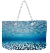 Blue Sea Weekender Tote Bag by Sean Davey