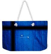 Blue Shade Weekender Tote Bag