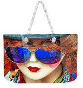 Blue Shades Weekender Tote Bag