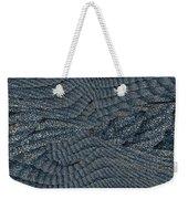 Blue Sheets Weekender Tote Bag