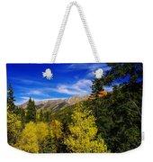 Blue Skies In Colorado Weekender Tote Bag