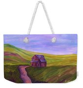 Blue Skies In The Hill Country Weekender Tote Bag