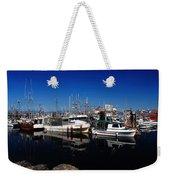 Blue Skies Over French Creek Weekender Tote Bag