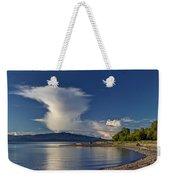 Blue Skies Weekender Tote Bag