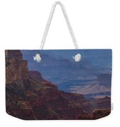 Blue Sky And Red Mountains Weekender Tote Bag
