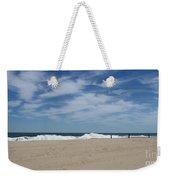 Blue Sky And Waves Weekender Tote Bag