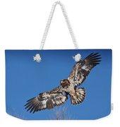 Blue Sky Flight Weekender Tote Bag