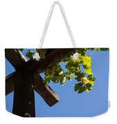 Blue Sky Grape Harvest - Thinking Of Fine Wine Weekender Tote Bag