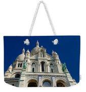 Blue Sky Over Sacre Coeur Basilica Weekender Tote Bag