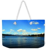 Beautiful English View Weekender Tote Bag