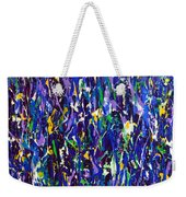 Blue Snapdragons Weekender Tote Bag