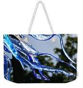 Blue Spirit Weekender Tote Bag