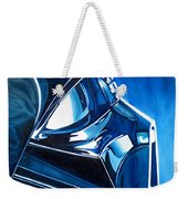 Blue Vader Weekender Tote Bag