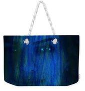 Blue Veil Weekender Tote Bag