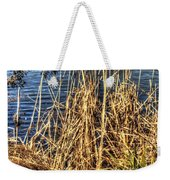 Blue Water 2 Weekender Tote Bag