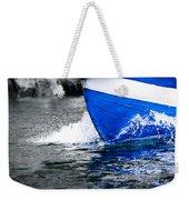 Blue Waters Weekender Tote Bag