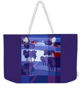 Blue Winter Farms Weekender Tote Bag