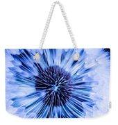 Blue Wish Weekender Tote Bag