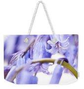 Bluebell Abstract II Weekender Tote Bag