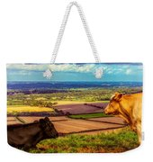 Bluebell And Buttercup Weekender Tote Bag