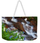 Bluebell Creek Weekender Tote Bag