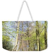 Bluebell Time In England Weekender Tote Bag