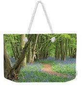 Bluebell Wood 3 Weekender Tote Bag
