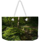Bluebell Wood Weekender Tote Bag