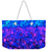 Blueberry Passion Fruit Weekender Tote Bag