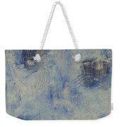 Blueish Weekender Tote Bag