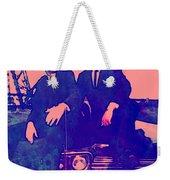 Blues Brothers 2 Weekender Tote Bag