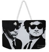 Blues Brothers Weekender Tote Bag