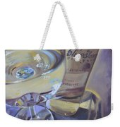 Bluestone Traminette And Glass Weekender Tote Bag