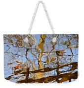 Blurred Reality Weekender Tote Bag